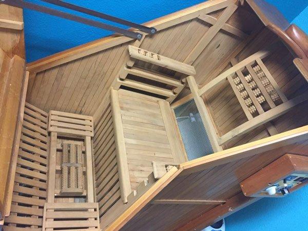 Far infrared sauna benefits